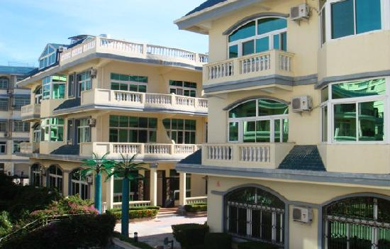 Linda Seaview Hotel: 三亚林达海景