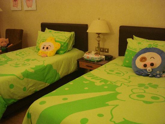 Royal Plaza Hotel : 超级可爱啊~~~!!