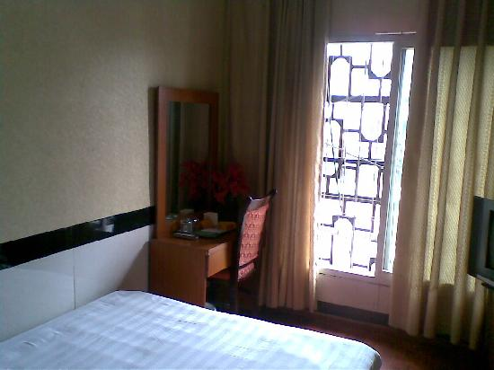 Dadu Business Hotel: 酒店内景