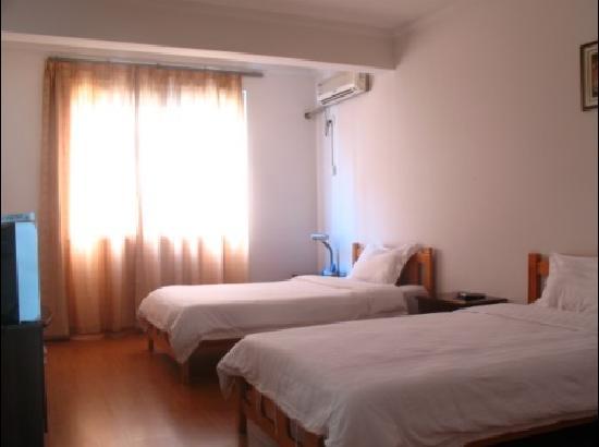 Yongxing Hostel: 房间内部
