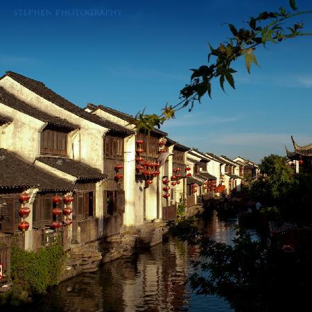 Suzhou, China: 山塘街1