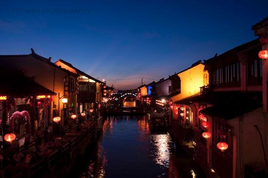 Suzhou, China: 山塘街2
