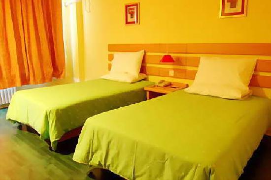 Home Inn (Zaozhuang Zhenxing Middle Road): 房间