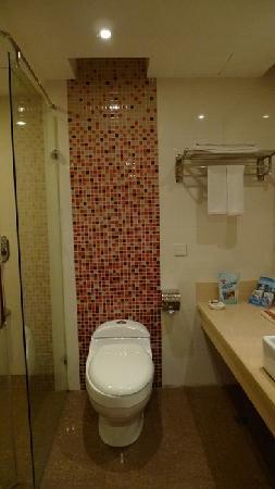Zhongyang Business Hotel: 厕所