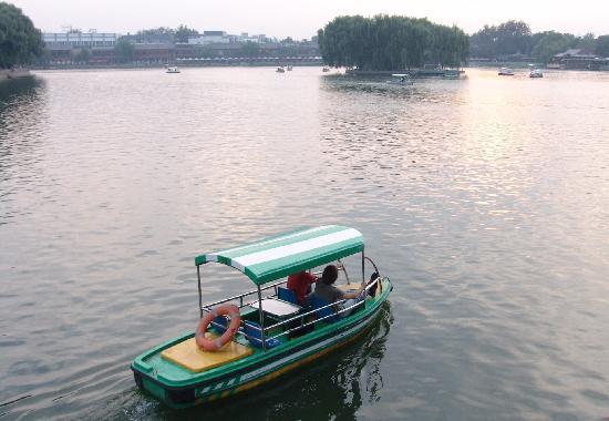 جنجيانج إن - بكين هوهاي: 后海