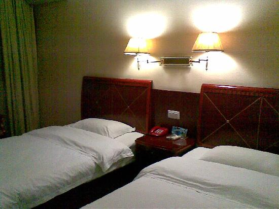Yuzheng Network Business Hotel: 酒店内景