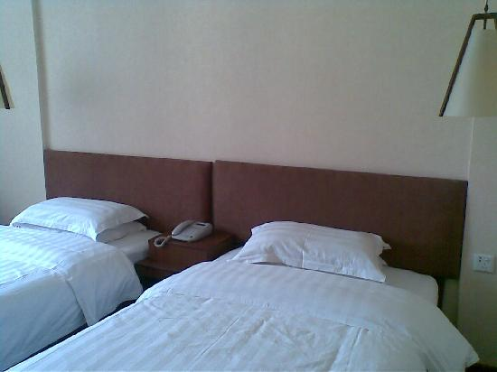 Junyi Hotel : 酒店内景