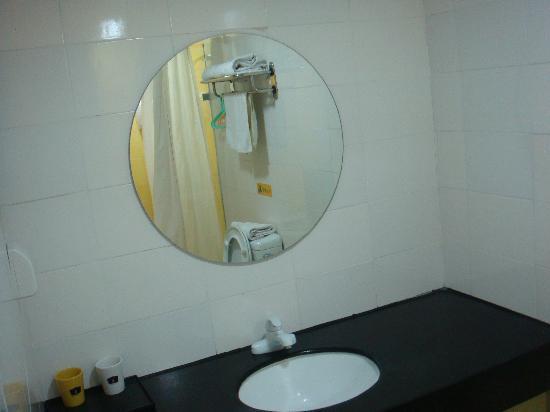 Home Inn (Changsha Pedestrain Street) : 卫生间也是比较干净的