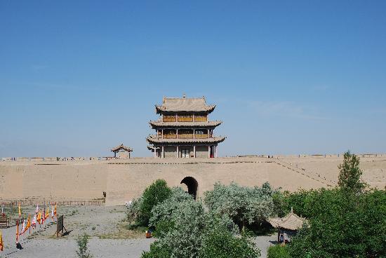 Great Wall at Jiayuguan Pass: DSC_0688