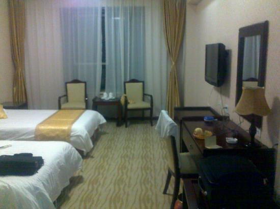 Suqian Zhong Shan Scenery Hotel: 舒适宽敞的房间3
