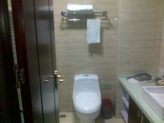 Suqian Zhong Shan Scenery Hotel