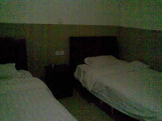 Hengtai Hostel: 酒店内景