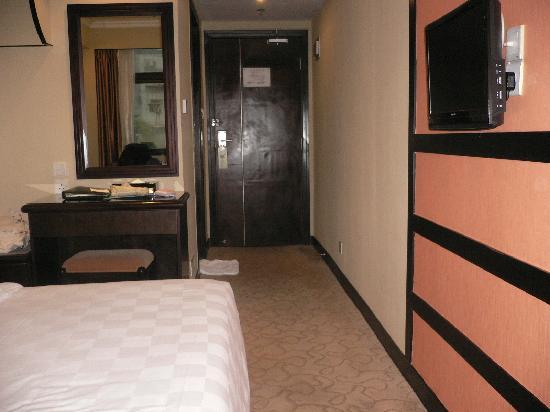 โรงแรมเดอะ วิคตอเรีย: 澳门维多利亚酒店大床房