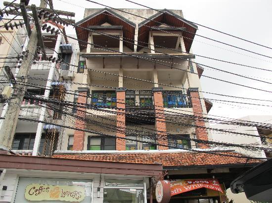 Thai Oriental Inn: 酒店外观
