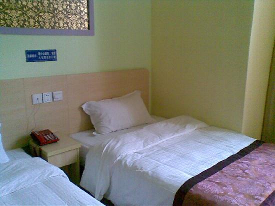 Pod Inn Chengdu Shuxing East Street: 酒店内景