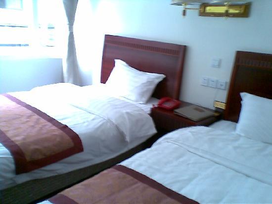 Jiuhe Jiayang Business Hotel: 酒店内景