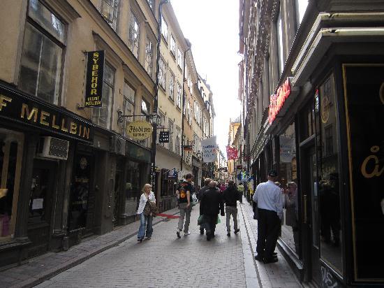 Estocolmo, Suecia: 老城