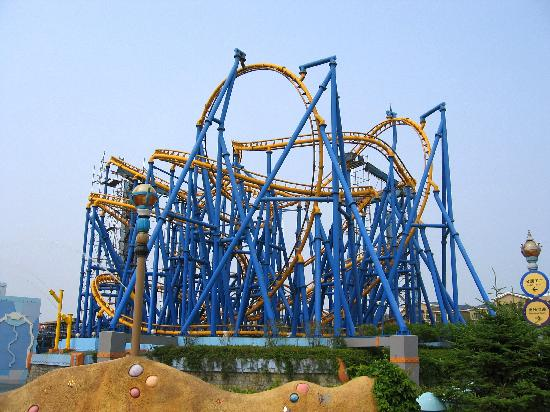Dalian Discovery Kingdom – Theme Parks in China