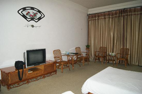 Yingtai Eco-Spa Resort: 换一个角度
