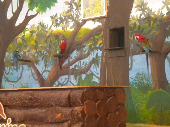 Torvaianica, Italia: 鹦鹉馆
