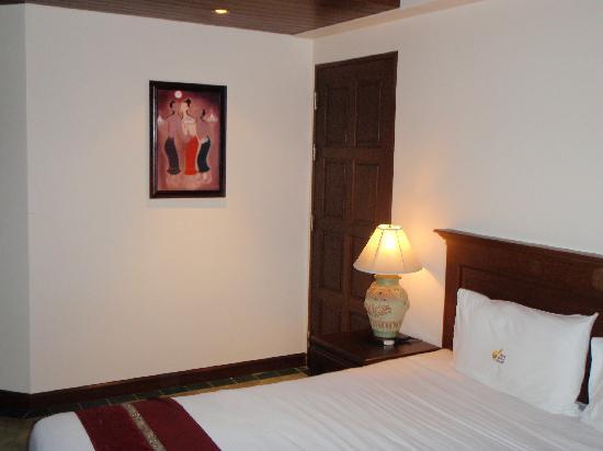 Baan Karonburi Resort: 房间内