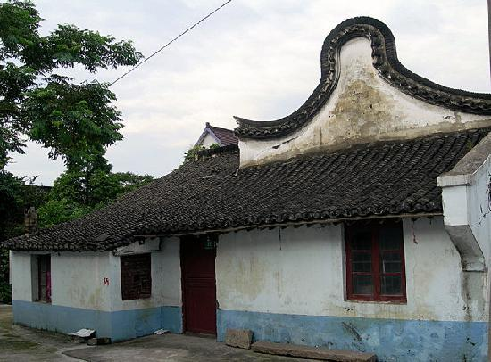 ‪Zhaojialou Ancient Town‬