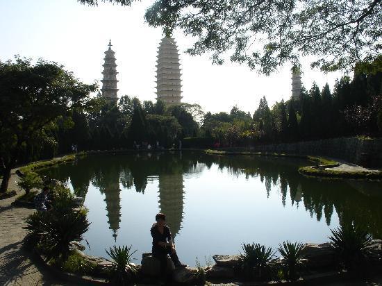 Four Scenic Resorts of Dali: 三塔