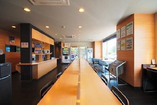 Super Hotel Gotenba : ttt