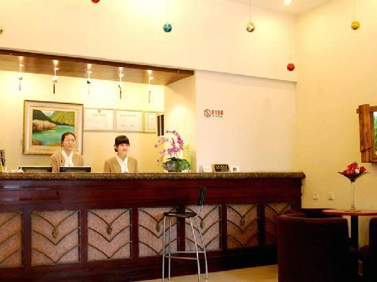 Elan Inn Shanghai Sichuan North Road Subway Station : 120360_1