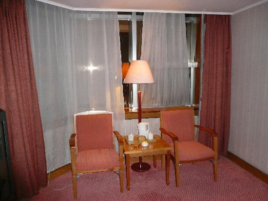 Xinhuang Hotel : 座椅