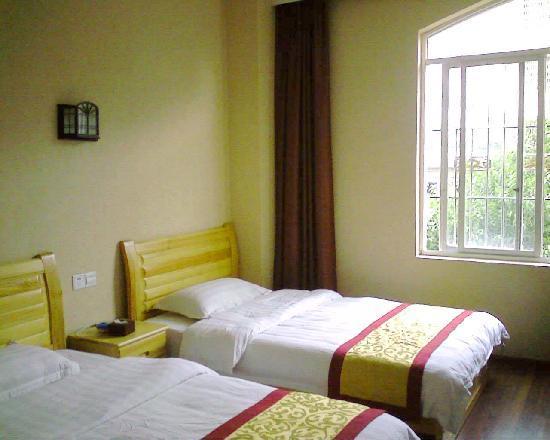 Jianning Business Hotel: 酒店内景