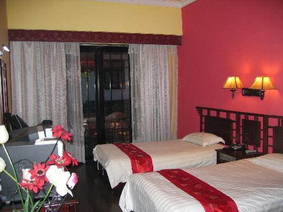 Marco Polo Hotel : 房间内部