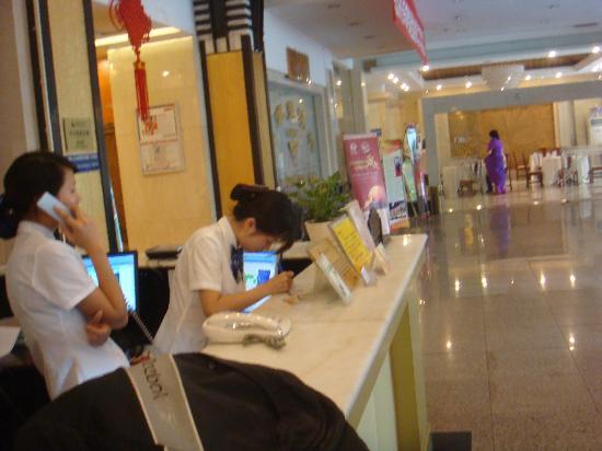 Yin Hu Hotel