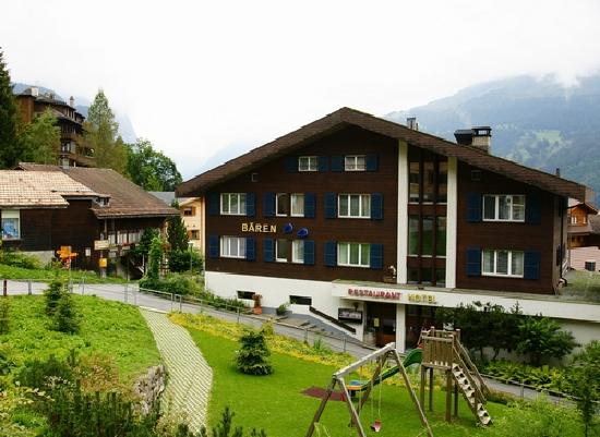 Hotel Baeren: DSC01198