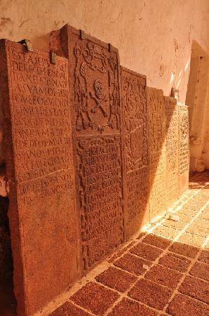 Stato di Melaka, Malesia: 没错的话,是伊斯兰教的圣经墙吧