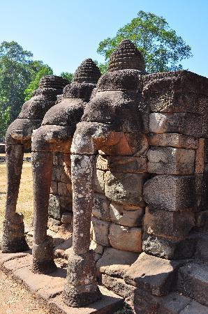 Cambodia: 战象台