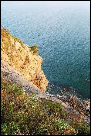 Lingshan Island : 老虎嘴