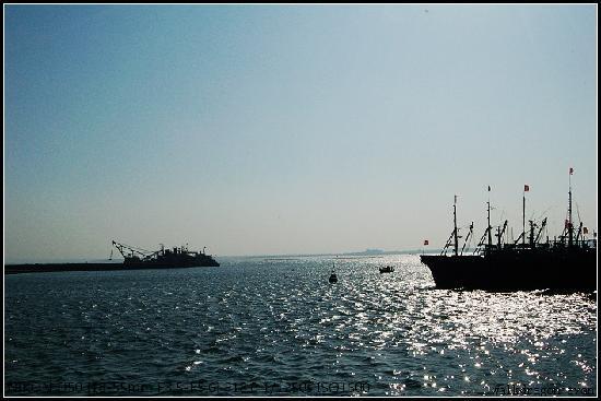 Lingshan Island: 海面