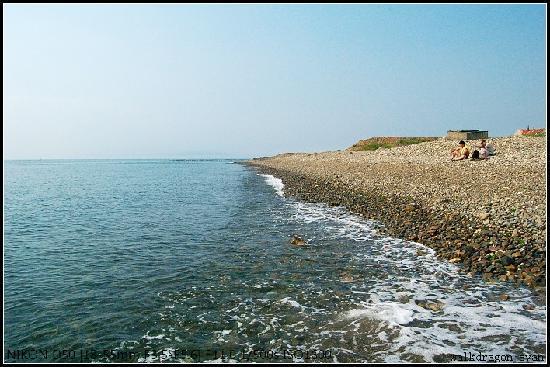 Lingshan Island: 海滩
