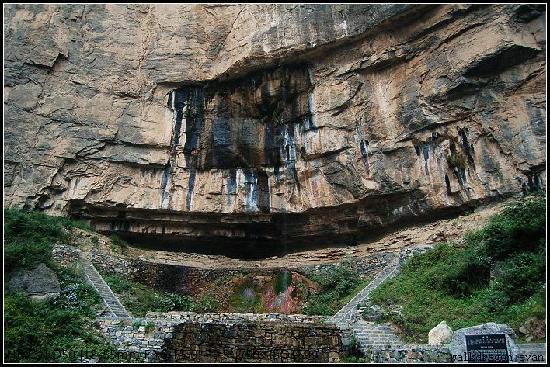 Taihang Mountain Macaca Reserve: 龙衍,这里其实很大,很大。
