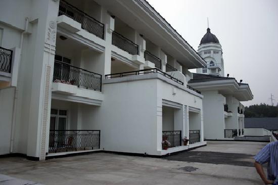 Country Garden Phoenix Hotel Suizhou: 超级大的露台