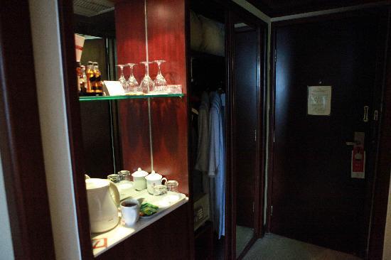 Shanghai Hotel: 房间2
