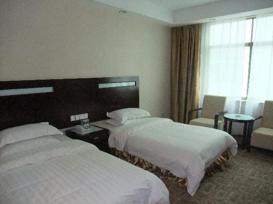 Huangting Hotel: 酒店客房