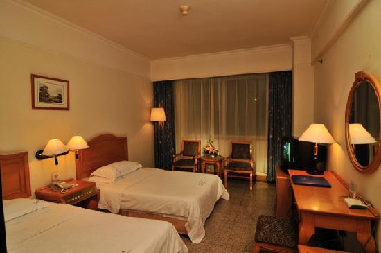 Tianhe Yuanyang Hotel: 客房的摆设(官方公布)
