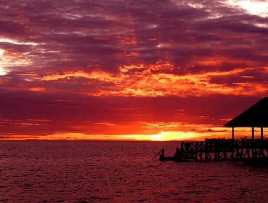 Sabah, Malaysia: 海岛日出