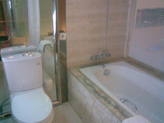 Guangming Hotel: 卫生间