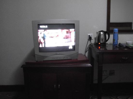 Luado Youth Hostel: 电视