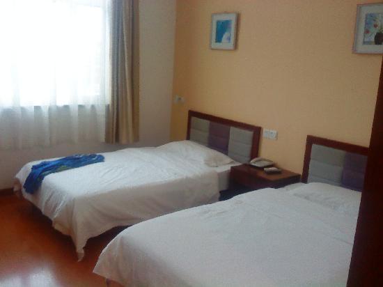 Jingyue 99 Inn Shanghai Jiangzhen: DSC04891