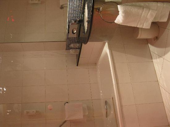Alcorcón, España: 干净的洗手间