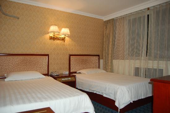 Wangfujing Dawan Hotel: 房间内